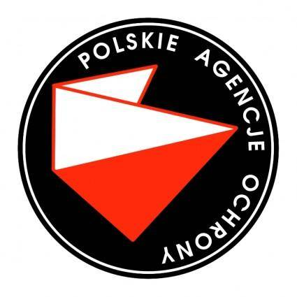 free vector Polskie agencje ochrony