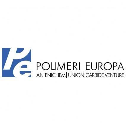 Polimeri europa
