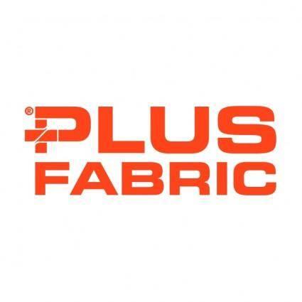 Plus fabric