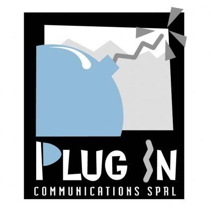 free vector Plug in communications