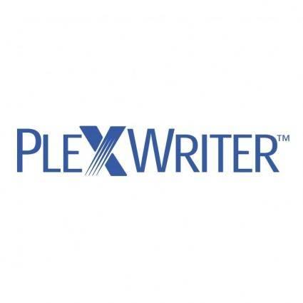 free vector Plexwriter