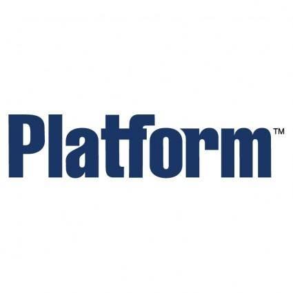 free vector Platform