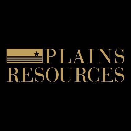 free vector Plains resources