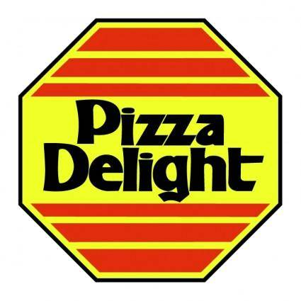 free vector Pizza delight