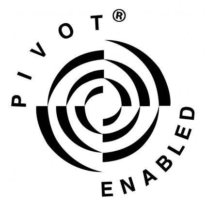 Pivot enabled