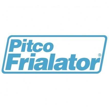 free vector Pitco frialator