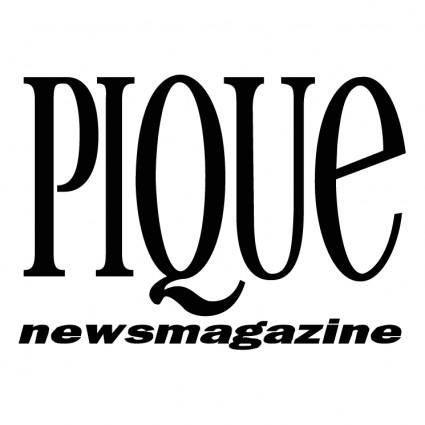 free vector Pique