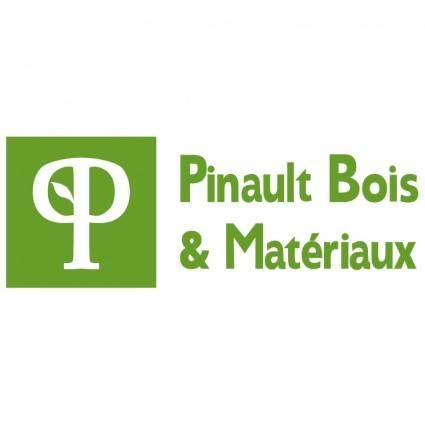 free vector Pinault bois materiaux