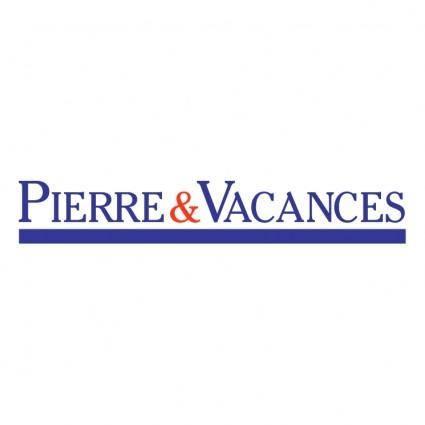 free vector Pierre vacances