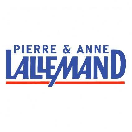free vector Pierre anne lallemand