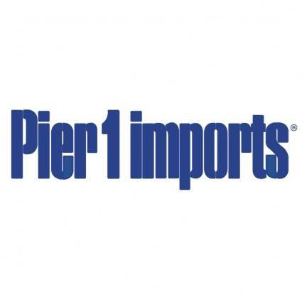 Pier 1 imports 0