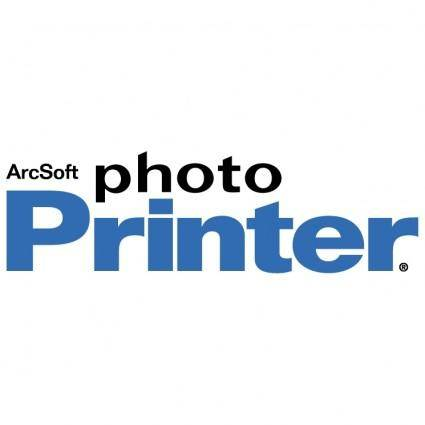 free vector Photoprinter