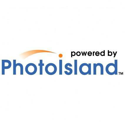 free vector Photoisland