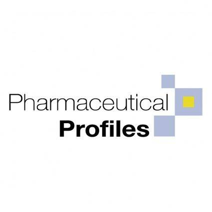 free vector Pharmaceutical profiles