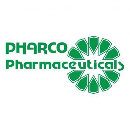 free vector Pharco pharmaceuticals