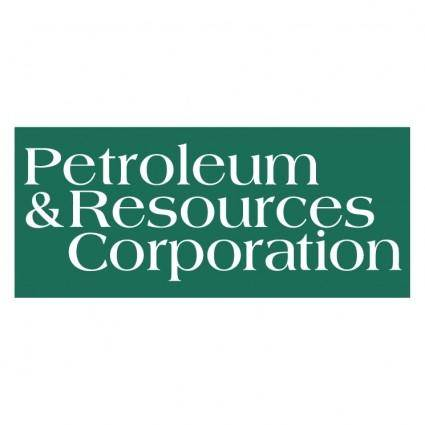 Petroleum resources