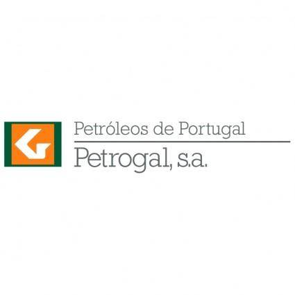 free vector Petroleos de portugal