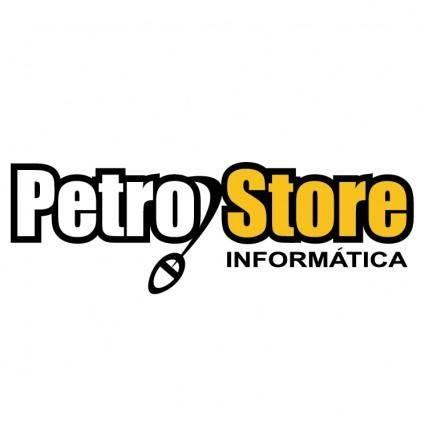 free vector Petro store informatica