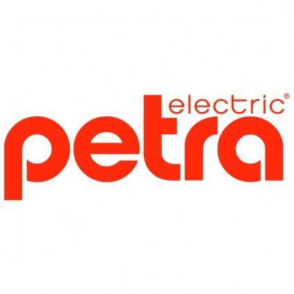 free vector Petra electric