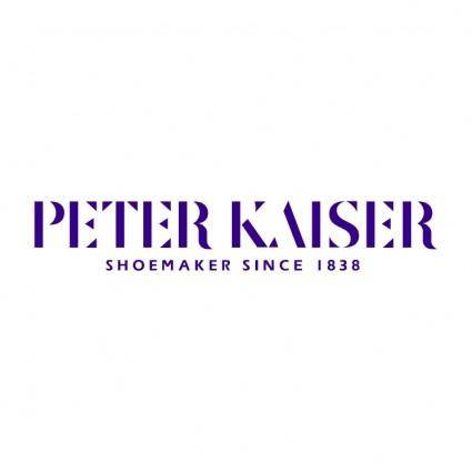 free vector Peter kaiser