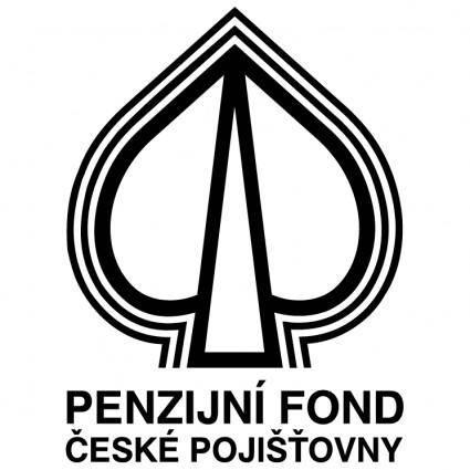 free vector Penzijni fond