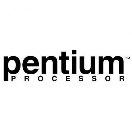 free vector Pentium