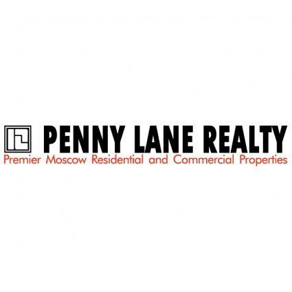 free vector Penny lane realty