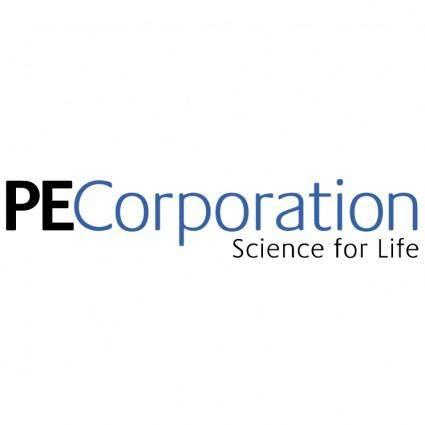free vector Pe corporation