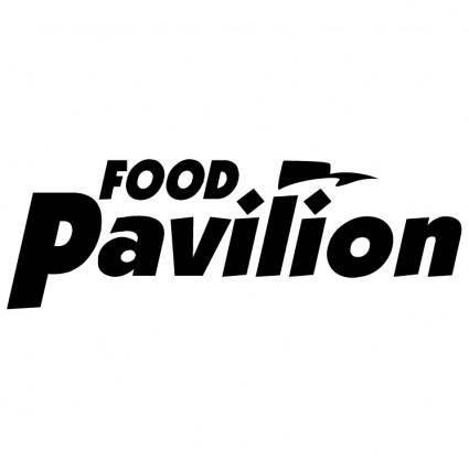 free vector Pavilion food