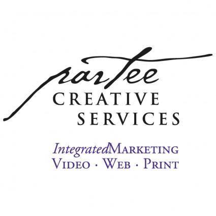 Partee creative services