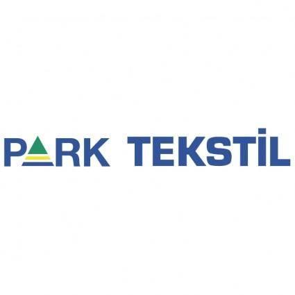 free vector Park tekstil