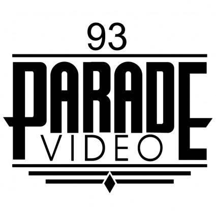 free vector Parade video