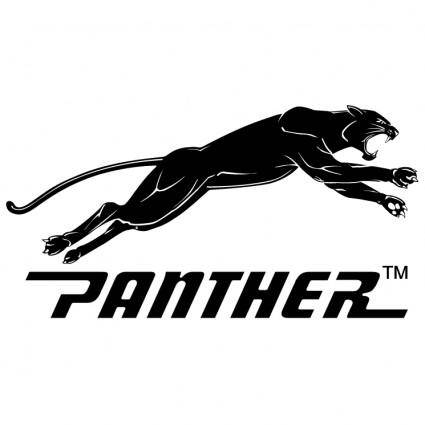 free vector Panther