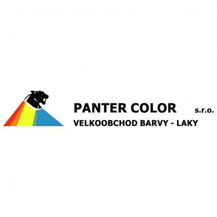 free vector Panter color