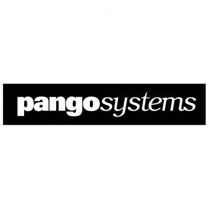 Pango systems