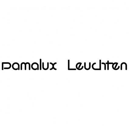 free vector Pamalux leuchten