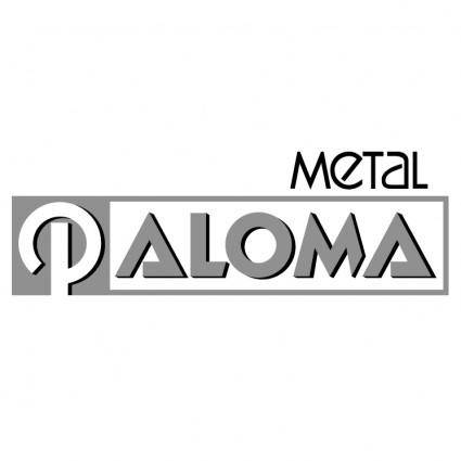 free vector Paloma metal