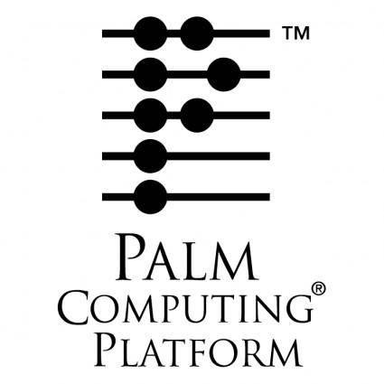 free vector Palm computing platform