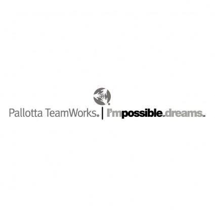 free vector Pallotta teamworks