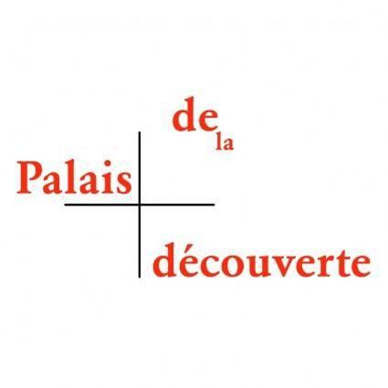 Palais decouverte