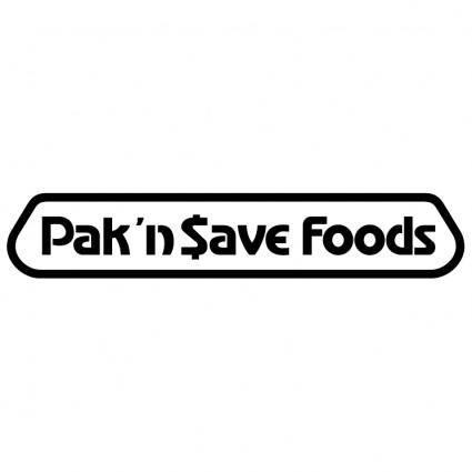 Pakn save foods