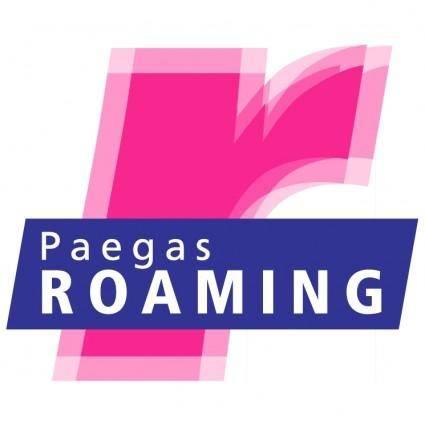 Paegas roaming