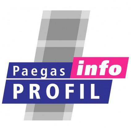 free vector Paegas info profil
