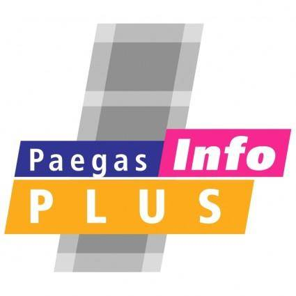 free vector Paegas info plus