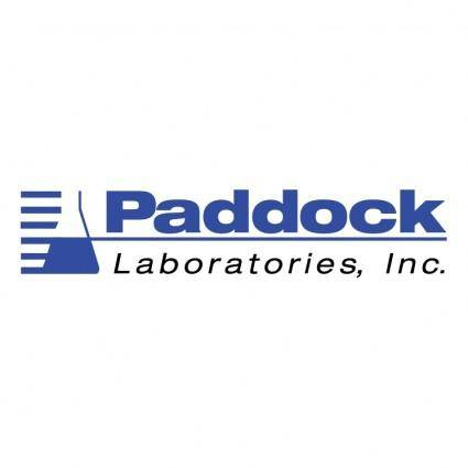 Paddock laboratories
