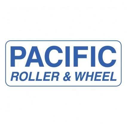 Pacific roller wheel
