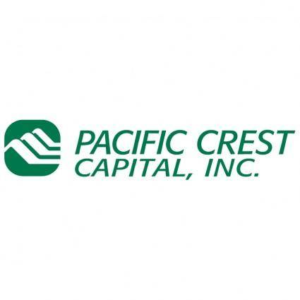 free vector Pacific crest capital