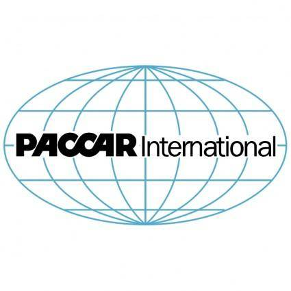 free vector Paccar international