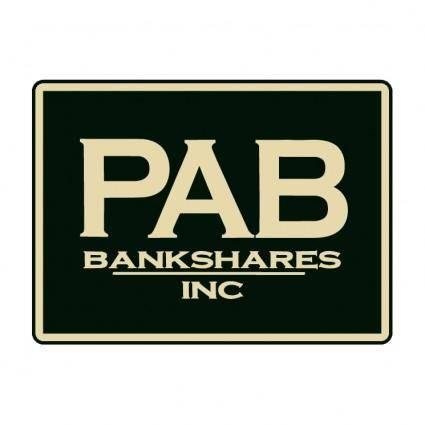 Pab bankshares