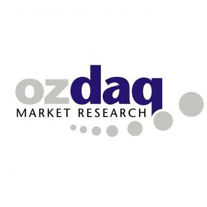 free vector Ozdaq market research